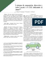 Dinámica del Automóvil IEEE