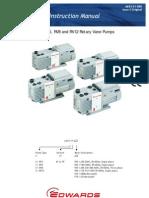 Edwards Rv8 Vacuum Pump Manual