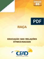 RELACOES ETNICO-RACIAIS - UNIDADE 5 RAÇA