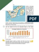 Impact of Tourism in Tenerife
