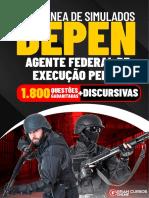 Coletanea de Simulados Depen Agente
