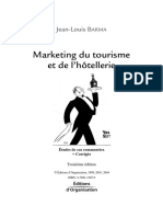 Jean-Louis Marketing Hotelier Et Touristiques