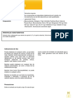 Ficha técnica Bayfolan