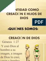 identidad como hijos de Dios