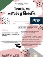 CIENCIA SU METODO Y FILOSOFIA