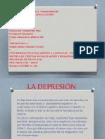Diapositiva de Psicobiologia La Depresion Octubre 30- 2019