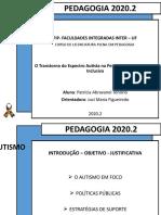 Slides PEDAGOGIA 2020