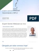 Webcast Mpls Portugues 20161