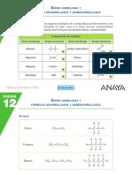 p Series Homologas y Formulas