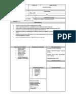 Plantilla de Descriptores de Cargo Completa (Asistente Calidad)