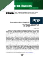 Revista Ensaios Teológicos i.