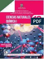 CT1 Quimica I 10mo Grado BTP BCH SE 2020