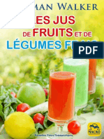 Les jus de fruits et de legumes - Norman Walker