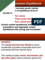 Goods Market, Multiplier