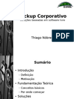 Backup Corporativo