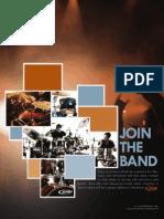 PDP Drums Ad