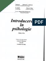 Atkinson - Introducere in psihologie, partea 1