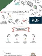 Pemeriksaan Protozoa Usus dan Darah