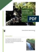Programa de Adecuación Legal Pal2007-2010 - WWF Paraguay - Infona - Seam - Portal Guarani.com