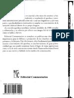 Itier - Diccionario de Quechua Sureño