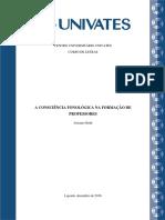 2016 Joseane Diehl TCC consciência fonológica