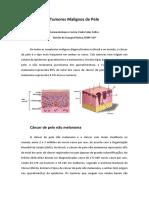 Resumo Tumores de Pele (2)