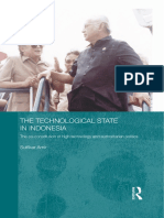 The Technological State in Indonesia (eBook)