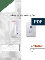 manual interfone