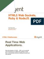Html5 Web Sockets Ruby Nodejs 2010-11-05