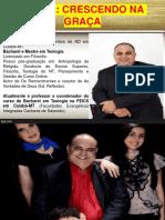 15 Encontro - Pr Valdecir Carmo - Hermeneutica para Professores da EBD
