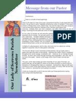 OLS Newsletter - August 2010