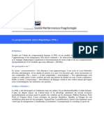 Article Gersende PNL