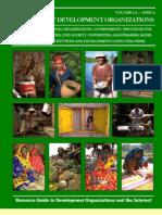 Directory of Development Organizations, Libya