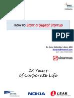 20201208 How to start a Digital Startup - Binus Alsut