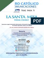 La Santa Misa_ Misal Diario_ Febrero 2021_ Ciclo b