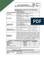 1 - MSDS - Esmalte Pato - CCPP