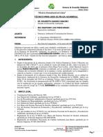 Informe Técnico N° 004 - 2020