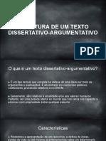 Aula 1 - Estrutura de uma Redação Dissertativa-Argumentativa