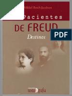 Os Pacientes de Freud - Destinos