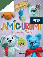 Amigurumi. Munecos de Ganchillo - Varios Autores