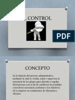 Unidad 4 - Control