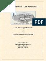 Quaderno nr. 31 del Circolo Letterario Anastasiano di Giuseppe Vetromile