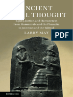 Ancient Legal Thought Equity, Justice, And Humaneness From Hammurabi and the Pharaohs to Justinian and the Talmud by Larry May (Z-lib.org)