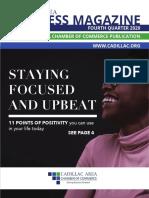 Chamber Business Magazine 2020 | 4th Quarter