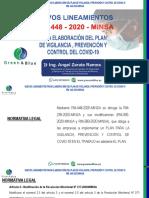Webinar Rm 448 2020 Minsa