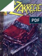 Kapitan Żbik - 31 - Na zakręcie