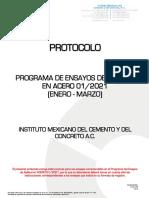 Protocolo ACERO 0121