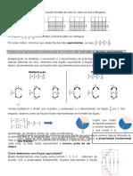 Matemática 6º ano - Frações equivalentes