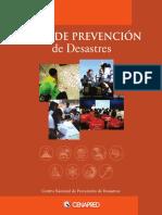 Guia de Prevencion de Desastres 2013