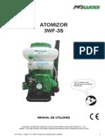 Manual Atomizor 3WF3S